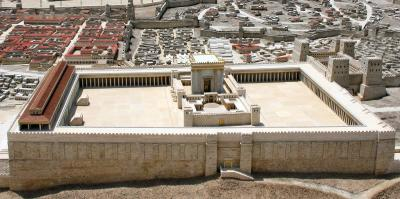Jerusalem in the 2nd Temple Period